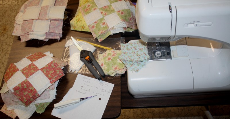 Dee's sewing machine 2